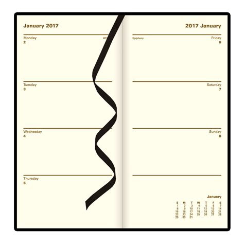 letts subk sterling slim week  view pocket diary