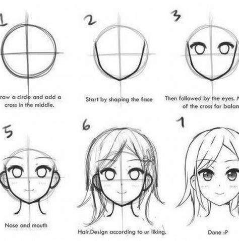 anime drawings  beginners step  step  town