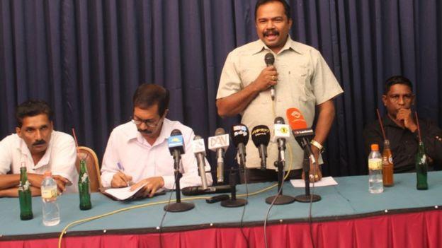 புதிய அரசியல் கட்சி தொடங்கிய கருணா அம்மான்