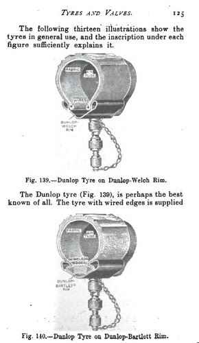 Bicycle tire (1904)