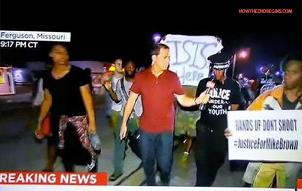 ISIS  made their presence known in Ferguson. What did Eric Holder know that we are just figuring out?