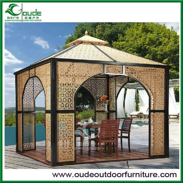 2013 new design rattan gazebo tent, View gazebo, Oude Product ...