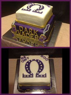 Omega Psi Phi/Que Dog birthday cake!   Sorority