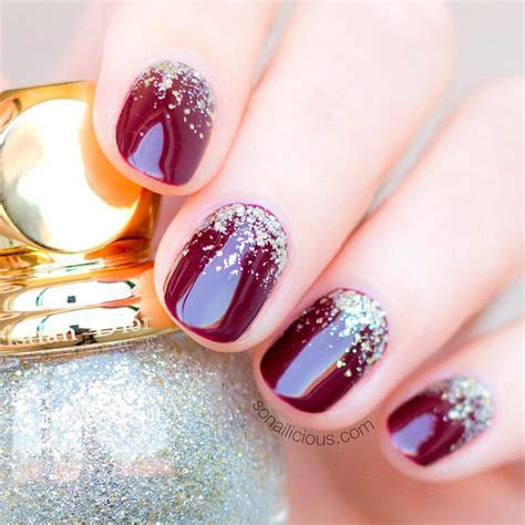 Amazing Glitter Ombre Nails Ideas   NailDesignsJournal.com