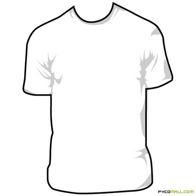 Blank Tshirt   Free Download Clip Art   Free Clip Art   on Clipart ...