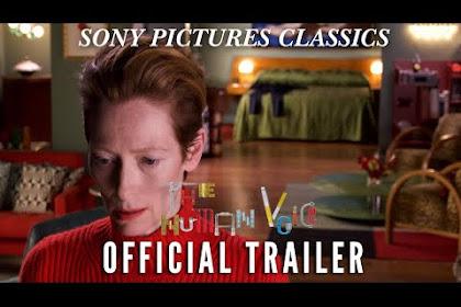 The Human Voice (2021) 'Full Movie' Tilda Swinton El Deseo