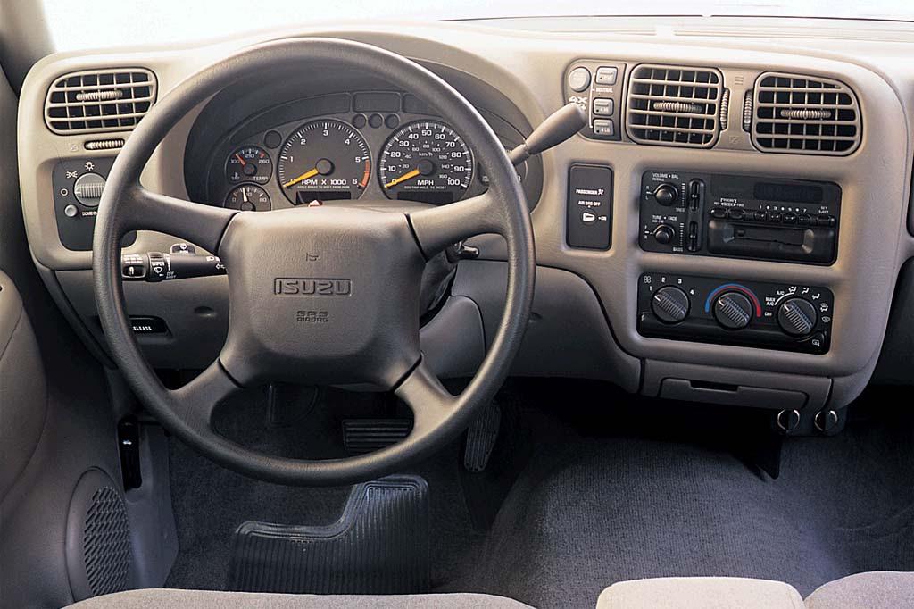 1996-00 Isuzu Hombre | Consumer Guide Auto