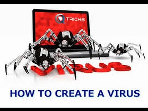How to make a virus that crashes your system. Step by step really easy !!! Computer crash virus