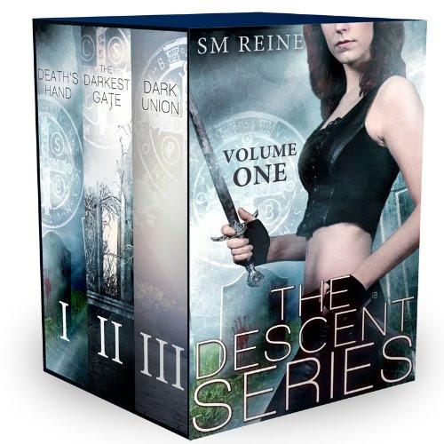 The Descent Series, Books 1-3: Death's Hand, The Darkest Gate, and Dark Union by SM Reine