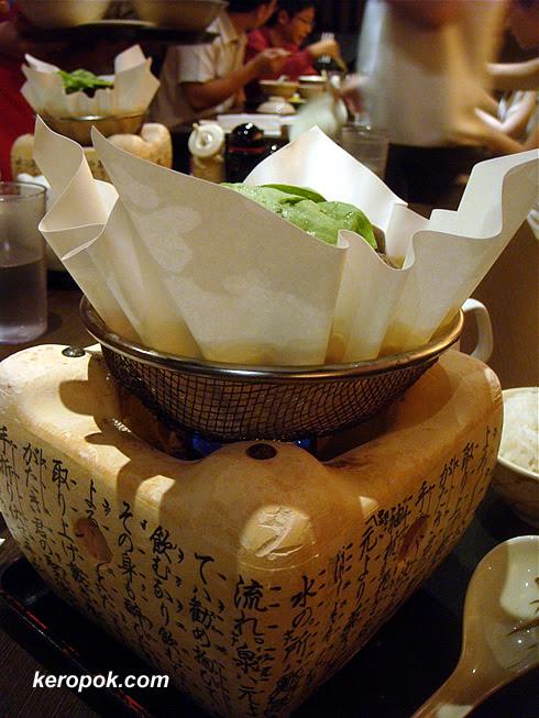 Paper Hot Pot