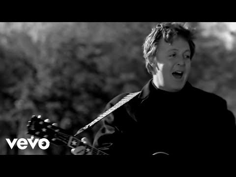 "Paul McCartney lança EP e clipe remasterizado de ""Beautiful Night""; Confira aqui!!"