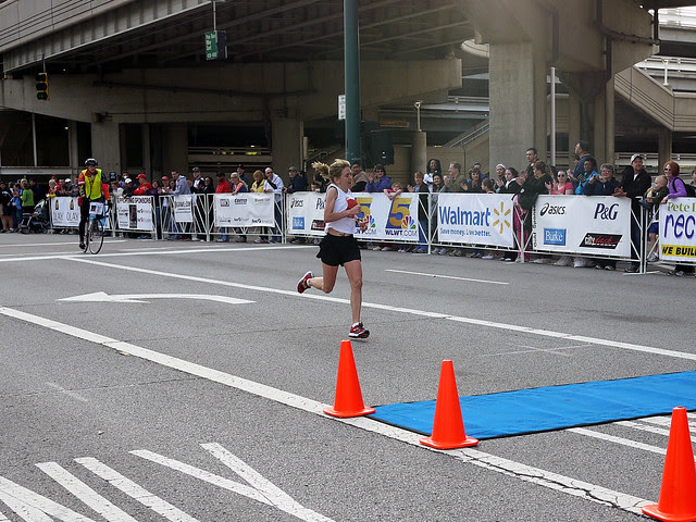Flying Pig Marathon 2011