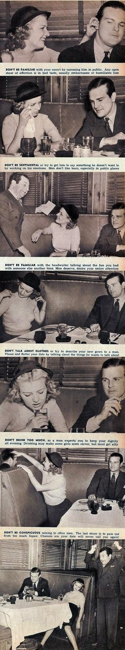 How to please a man on a date (1930): Part 2