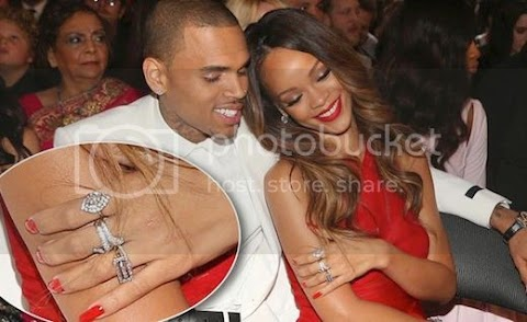 rihanna e chris brown sposi questa estate a barbados?