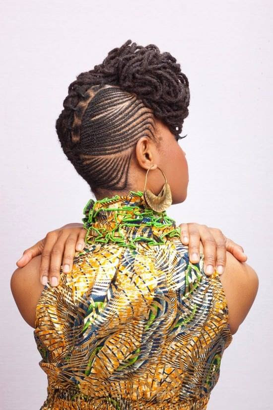 afro natural hair braids cane rolls (51)