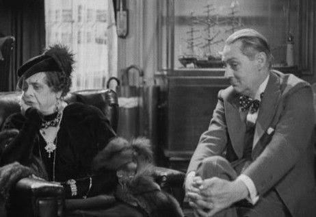Marie Dressler and Lionel Barrymore