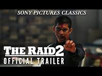 Daftar Pemain sekaligus Karakter Film The Raid 2 : Berandal