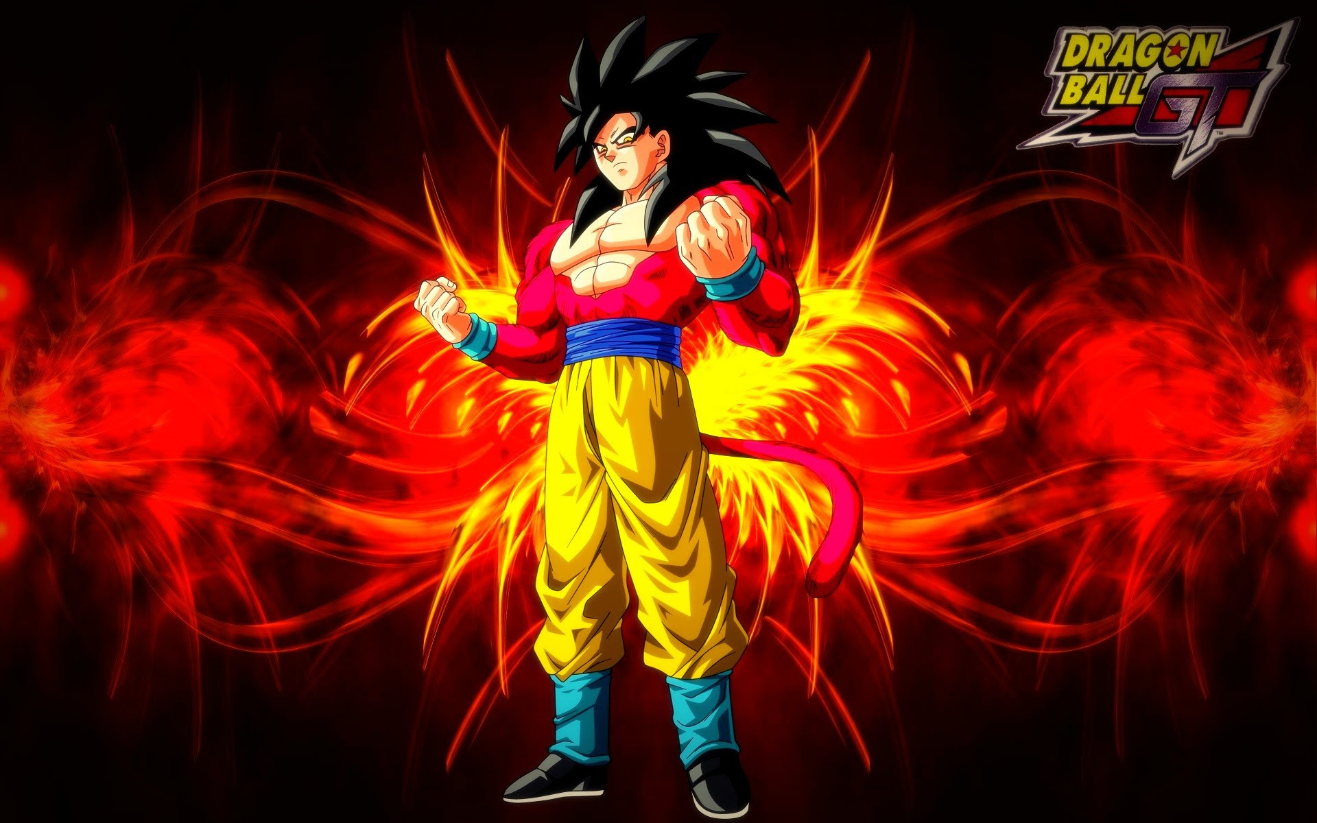 Goku Super Saiyan 4 Wallpaper 66 Images