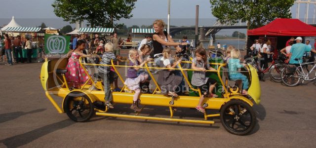 Dutch Kids Bike Bus, Dutch Kids Bike Bus