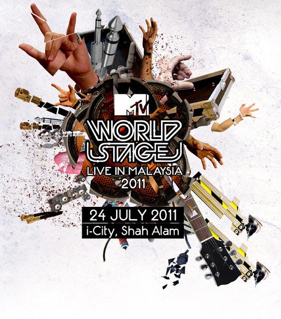 MTV World Stage di I-City Budiey.com