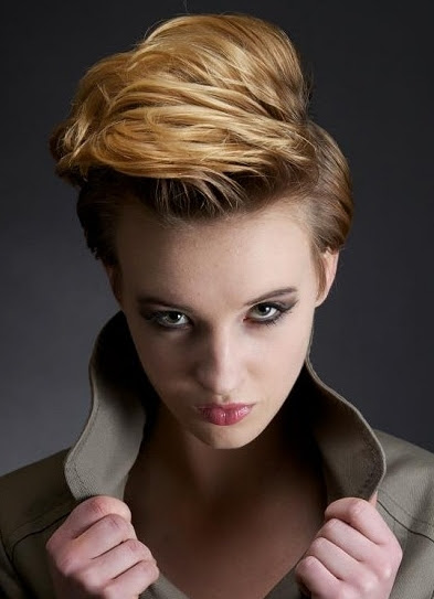 Chic Spring Short Hairstyle Ideas.
