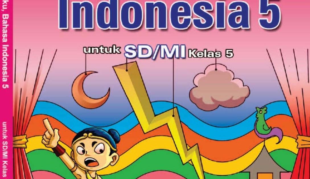 Buku Bahasa Indonesia Kelas 5