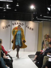 CHA Day 2! Lion Fashion Show! 19