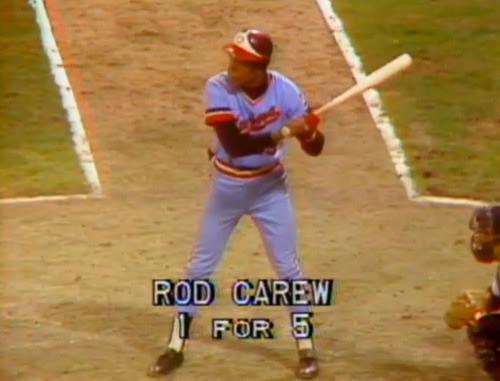 Rod Carew, 1976