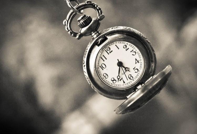 waktu tidak akan menunggumu