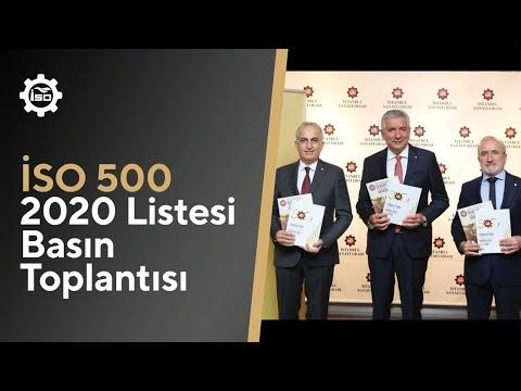 İSO 500 2020 sonuçları açıklandı, sanayi Türkiye ekonomisini ayakta tuttu