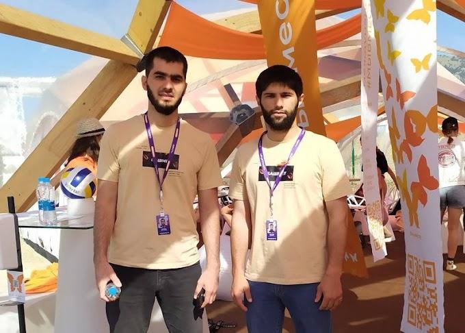 Волонтеры-медики изИнгушетии представляют республику нафестивале «Таврида-АРТ» вКрыму