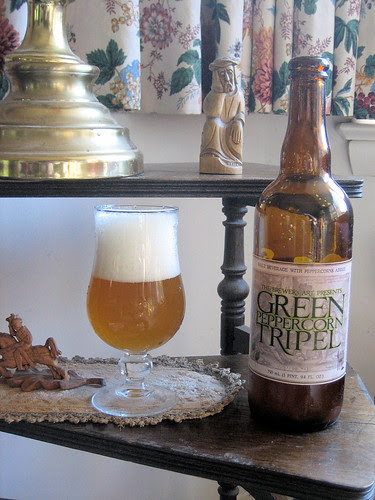 Green Peppercorn Tripel