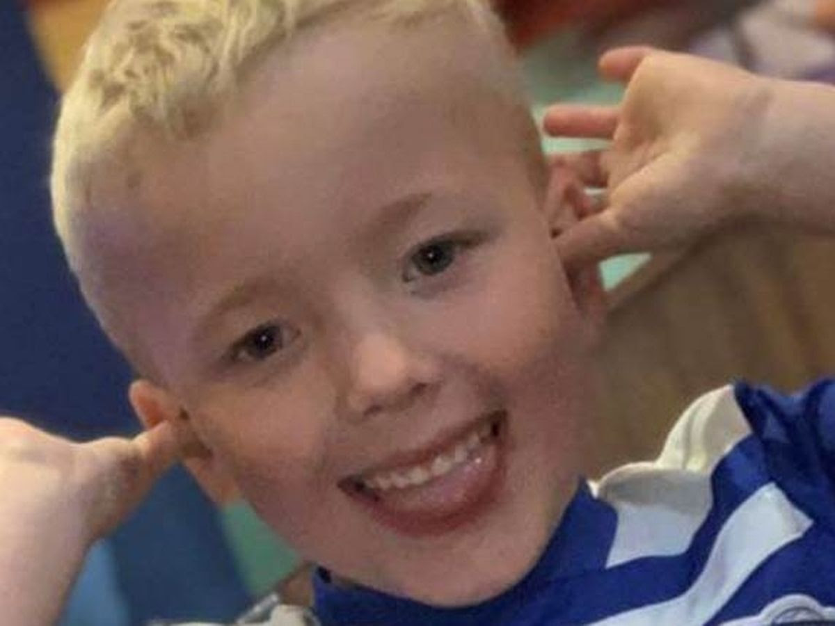 Dad accused of killing son, 6, 'told him he would bury him six feet under'