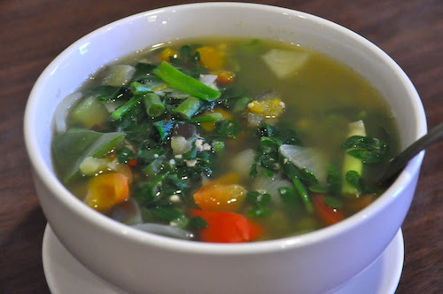 Cebuano Vegetable Soup, Utan Bisaya Recipe