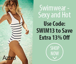 Use Code: SWIM13 to Save Extra 13% Off