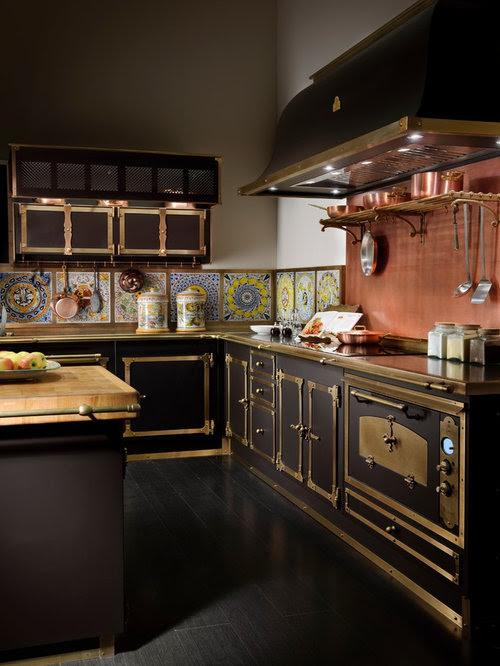 Victorian Kitchen Design Ideas Remodels Photos