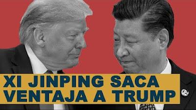 Top de Impacto: China se está preparando para superar a los Estados Unidos