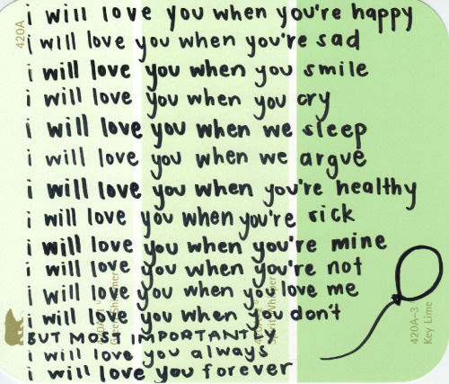 I Will Love You Forever Pictures Photos And Images For Facebook