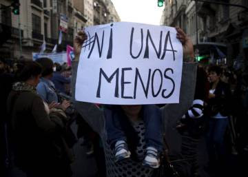 Argentina rocked by murder of activist who fought sexist violence