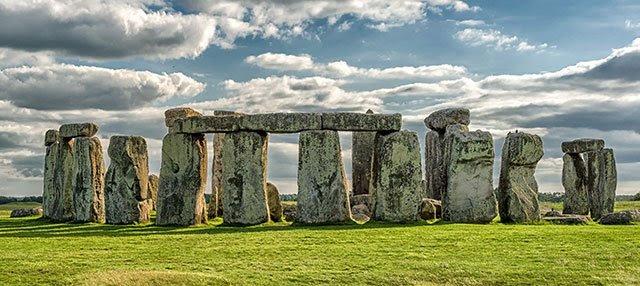 Stonehenge anglais