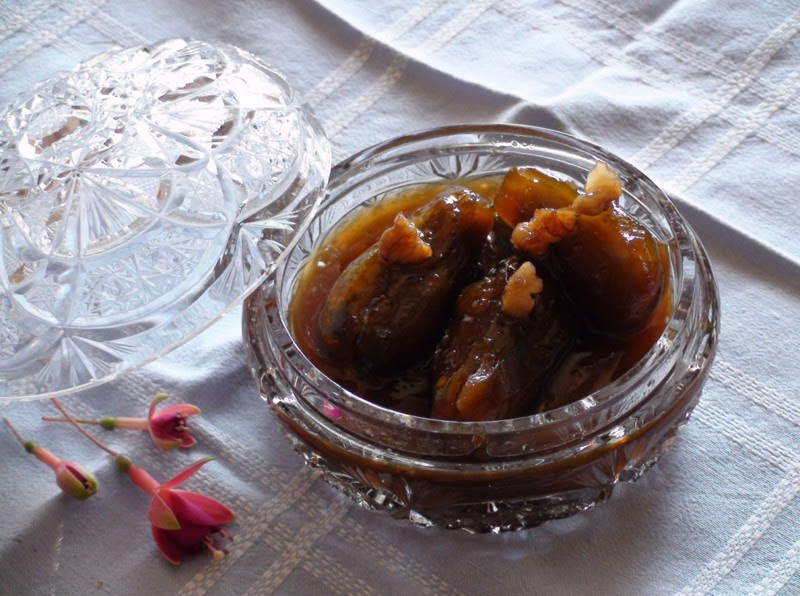 2. Варенье из баклажанов баклажан, еда, рецепт