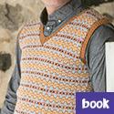 Man I Left Behind Vest, from the Outlander Knitting book