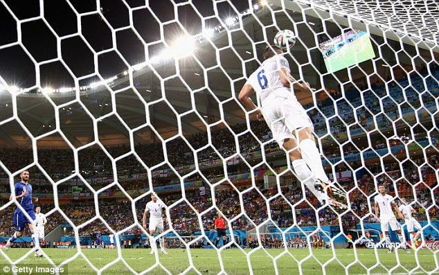 Saved: Phil Jagielka was solid and England's best defender. He handled Italy well and his goal-line clearance was superb