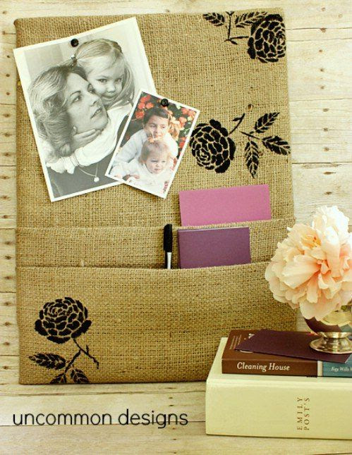 100 Gorgeous Burlap Projects that will Beautify Your Life - Page 3 of 10 - DIY & Crafts