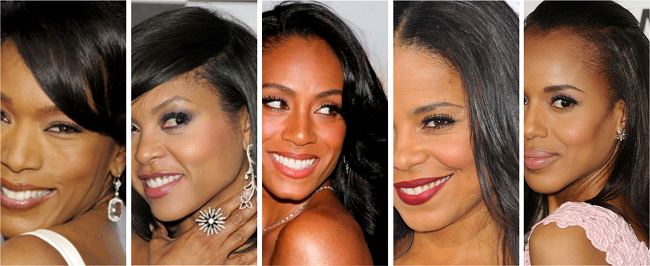 African American Hollywood Actresses