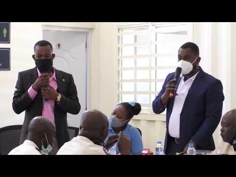 (VÍDEO) Buscan fortalecer nexos fronterizos entre Haití y República Dominicana