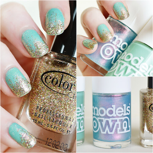 Models Own Indian Ocean Color Club NOTD