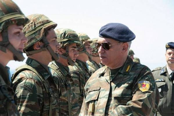 Ελληνικές Ένοπλες Δυνάμεις ή συνομοσπονδία στρατιωτικών Ελλάδας;