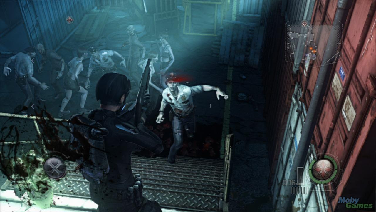 Resident Evil Operation Raccoon City Resident Evil Foto