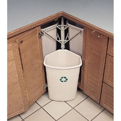 6 Functional Options of Trash Cans for Your Kitchen ...